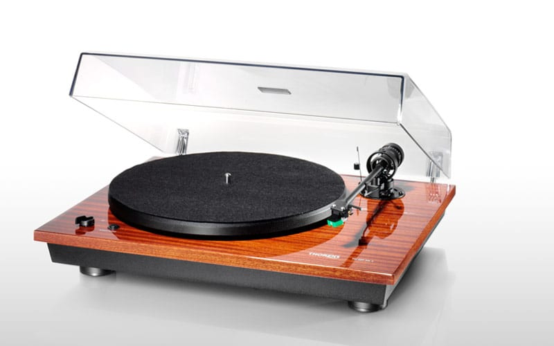 Semi-automatic turntable: Thorens TD 295 MK IV | All for
