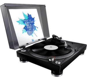 Pioneer DJ PLX-500-K Direct Drive DJ Turntable
