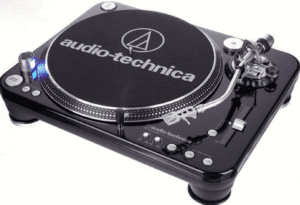 Audio Technica AT LP1240 USB Direct Drive