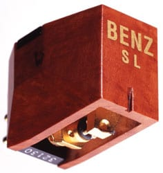 Benz Micro Wood SL MC moving Coil low output phono cartridge