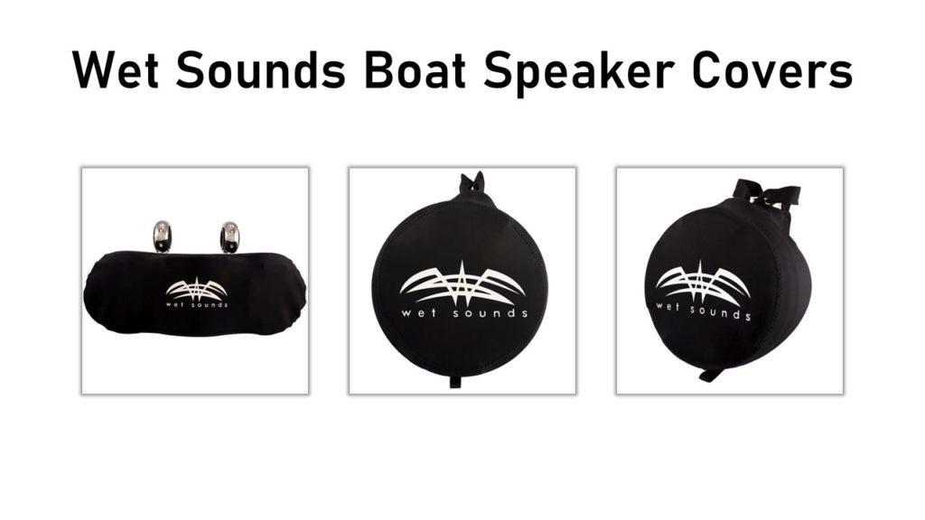 Wet Sounds Boat Speaker Covers