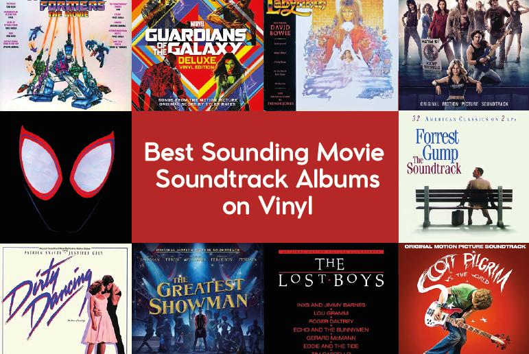 Best Sounding Movie Soundtrack Albums on Vinyl